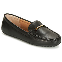 Sapatos Mulher Mocassins Lauren Ralph Lauren BRIONY Preto