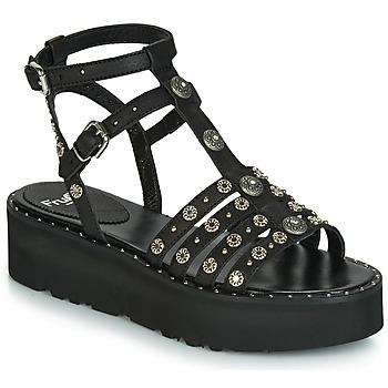 Sapatos Mulher Sandálias Now 5433-476 Preto