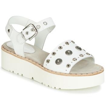 Sapatos Mulher Sandálias Now 5435-476 Branco