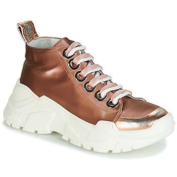 Sapatos Mulher Sapatilhas Now 5390-850 Bronze
