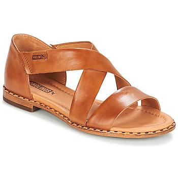 Sapatos Mulher Sandálias Pikolinos ALGAR W0X Camel