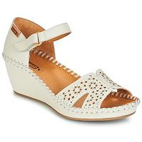 Sapatos Mulher Sandálias Pikolinos MARGARITA 943 Branco
