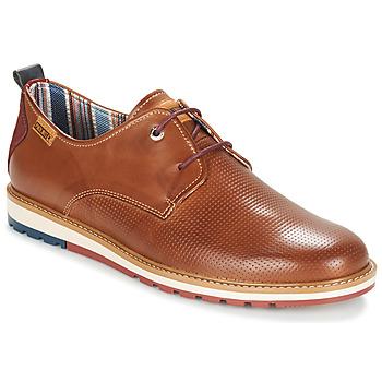 Sapatos Homem Sapatos Pikolinos BERNA M8J Camel