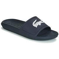 Sapatos Homem chinelos Lacoste CROCO SLIDE 119 1 Marinho / Branco
