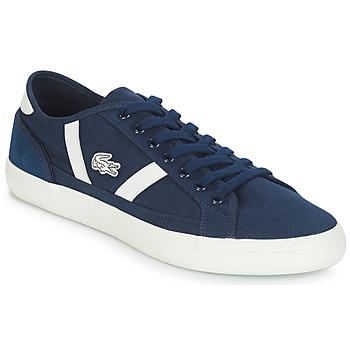 Sapatos Homem Sapatilhas Lacoste SIDELINE 119 1 Marinho / Branco