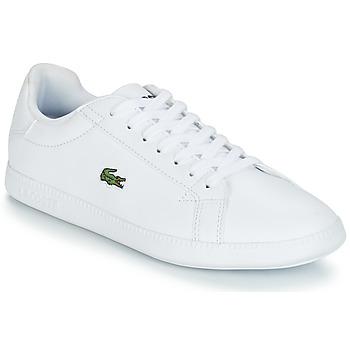 Sapatos Mulher Sapatilhas Lacoste GRADUATE BL 1 Branco