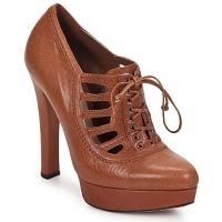 Sapatos Mulher Botas baixas Sebastian AYCU Castanho