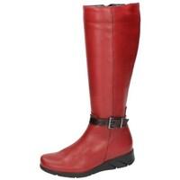 Sapatos Mulher Botas Moda Bella  Vermelho