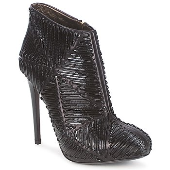 Sapatos Mulher Botins Roberto Cavalli QPS566-PN018 Preto