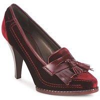 Sapatos Mulher Escarpim Roberto Cavalli QDS629-VL415 Vermelho / Bordô