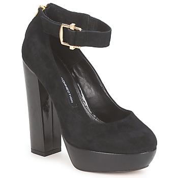Sapatos Mulher Escarpim French Connection JUINES Preto