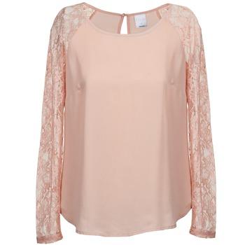 Textil Mulher Tops / Blusas Vero Moda REAL Rosa