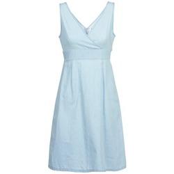 Textil Mulher Vestidos curtos Vero Moda JOSEPHINE Azul / Claro