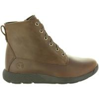 Sapatos Mulher Botas Timberland A1VPR METROROAM Marrón