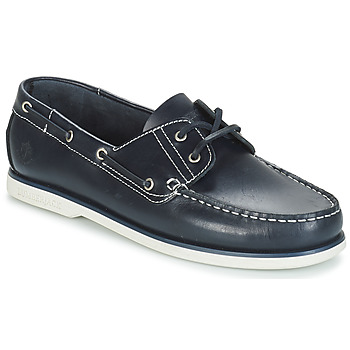 Sapatos Homem Sapato de vela Lumberjack NAVIGATOR Marinho