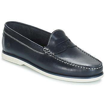 Sapatos Homem Mocassins Lumberjack NAVIGATOR Marinho