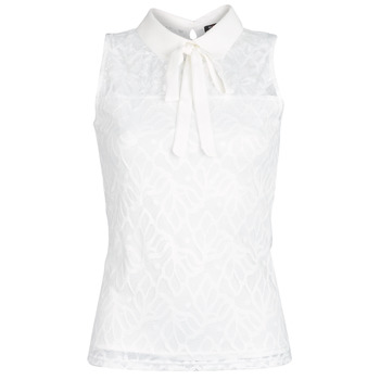 Textil Mulher Tops / Blusas Morgan DINCO Branco