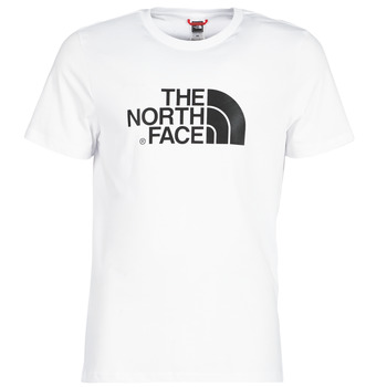 Textil Homem T-Shirt mangas curtas The North Face MEN'S S/S EASY TEE Branco