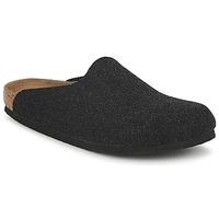 Sapatos Tamancos Birkenstock AMSTERDAM Cinza