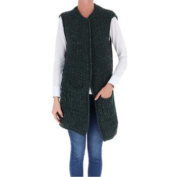 Textil Mulher Casacos  Kocca YANG Verde