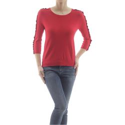 Textil Mulher camisolas Kocca Camisola LIKO RED Vermelho