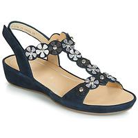 Sapatos Mulher Sandálias Ara CAP-HS Preto