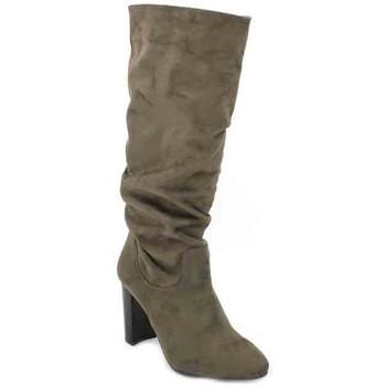 Sapatos Mulher Botas Pedro Miralles 24640 Botas de Mujer bege