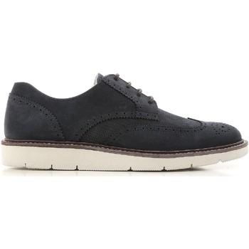 Sapatos Homem Sapatos Hogan HXM3220Y211I8VU805 Blu medio