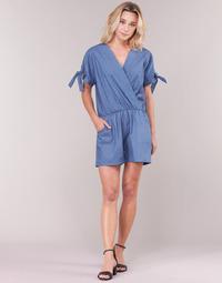 Textil Mulher Macacões/ Jardineiras Molly Bracken MOLLIOTETTE Azul