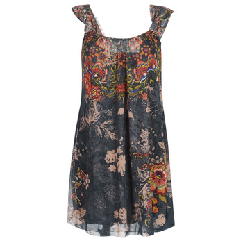 Textil Mulher Vestidos curtos Desigual NIELS Cinza
