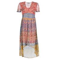 Textil Mulher Vestidos compridos Desigual NANA Multicolor