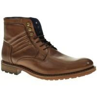 Sapatos Homem Botas Urbanfly 648 castanho