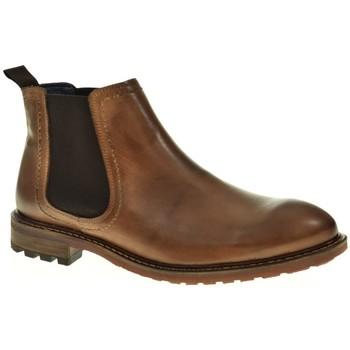 Sapatos Homem Botas Urbanfly 705 castanho