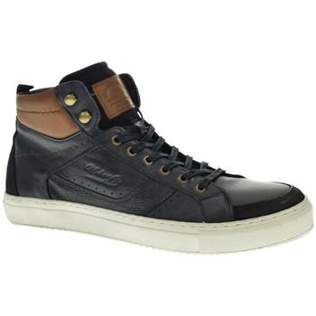 Sapatos Homem Sapatilhas de cano-alto Urbanfly 8293 azul
