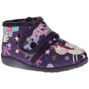 Sapatos Rapariga Chinelos Garzon 4035 Violeta