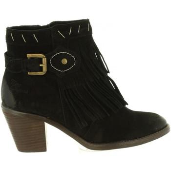 Sapatos Mulher Botins MTNG 94234 Negro