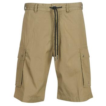 Textil Homem Shorts / Bermudas Diesel P AIMI Cáqui