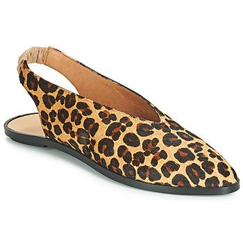 Sapatos Mulher Sabrinas Jonak APIO Leopardo