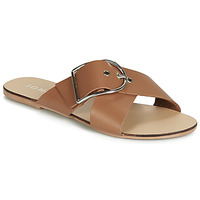 Sapatos Mulher Chinelos Jonak JASMINE Conhaque