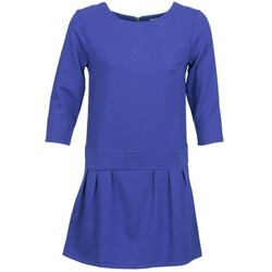 Textil Mulher Vestidos curtos Betty London CANDEUR Azul