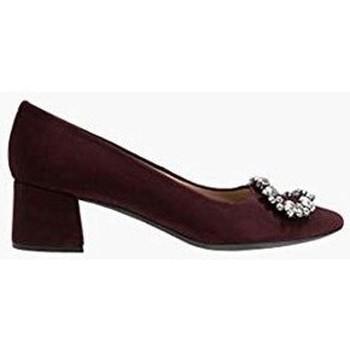 Sapatos Mulher Escarpim Unisa Sapato JUMIEL Violeta
