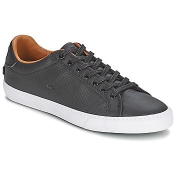 Sapatos Mulher Sapatilhas Lacoste GRAD VULCUS Preto