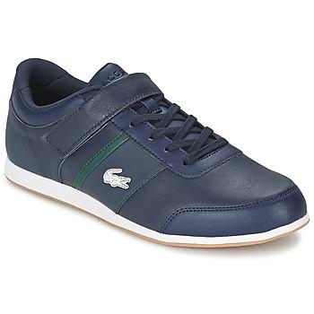 Sapatos Homem Sapatilhas Lacoste EMBRUN REI Azul