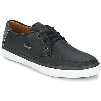 Sapatos Homem Sapato de vela Lacoste SEVRIN LCR 2 Cinza