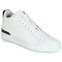 Sapatos Homem Sapatilhas de cano-alto Blackstone RM14 Branco