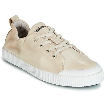 Sapatos Mulher Sapatilhas Blackstone RL78 Bege