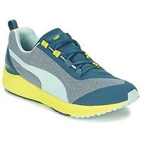 Sapatos Mulher Sapatilhas de corrida Puma IGNITE XT Azul / Amarelo