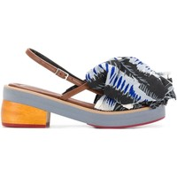 Sapatos Mulher Sandálias Marni SAMSY09G06TCW04 multicolore