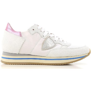 Sapatos Mulher Sapatilhas Philippe Model THLD VP01 bianco