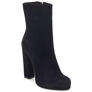 Sapatos Mulher Botins Michael Kors 17071 Preto
